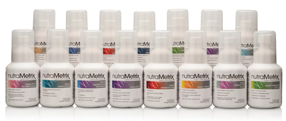 nutraMetrix isotonix product